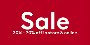 Winter Sale is NOW on at H&M!