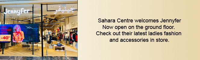 Sahara Centre welcomes Jennyfer!