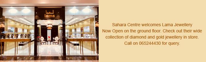 Sahara Centre welcomes Lama Jewellery