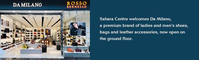 Sahara Centre welcomes Da Milano!!