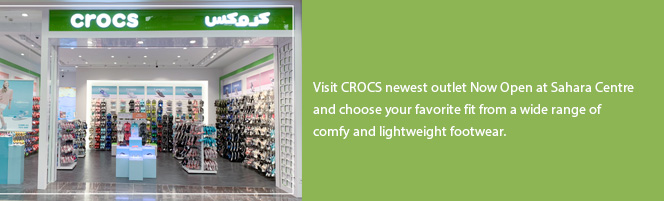 Visit CROCS