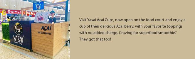 Yasai Acai Cups