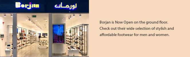 Borjan is Now Open