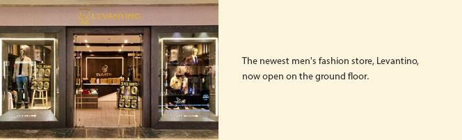 Levantino is Now Open!