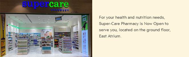 Super-Care Pharmacy is Now Open
