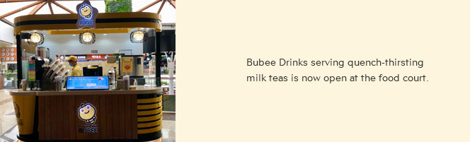 New Store - Bubee Drinks