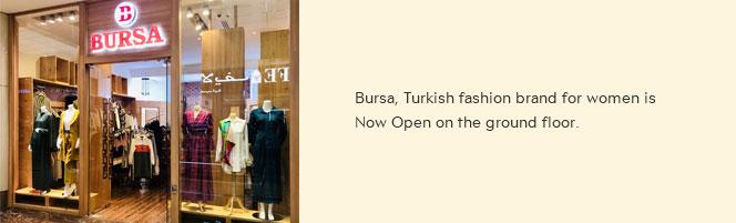 Bursa is Now Open