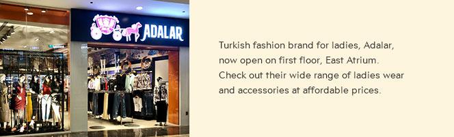 Adalar is Now Open