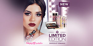 Baroque Romance Limited Edition Collection is here!
