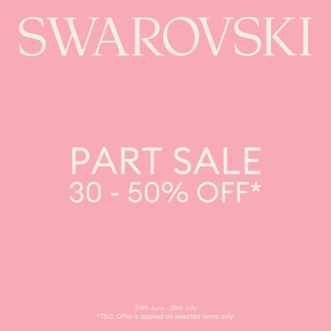 Swarovski Summer Sale