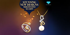 Stunning new designs and big discounts on diamond jewelry