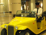 Sahara Centre Now offers In Mall Taxi Service to Customers