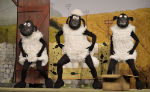 Shaun the Sheep Visits UAE for the First Time