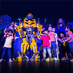 Transformers Set to Thrill at Sahara Centre