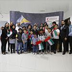Sahara Centre Celebrates Emirates Red Crescent's 34th Anniversary