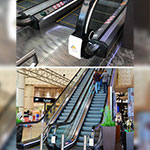 Sahara Centre emphasizes customer well-being, introduces  escalator handrail UV sterilizers