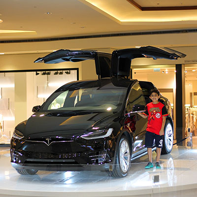 Sahara Centre announces lucky winners of 'Plug Into the Future Like Never Before' promotion