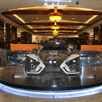 Sahara Centre Welcomes Customers with the  'Win Wheels with Meals' Campaign