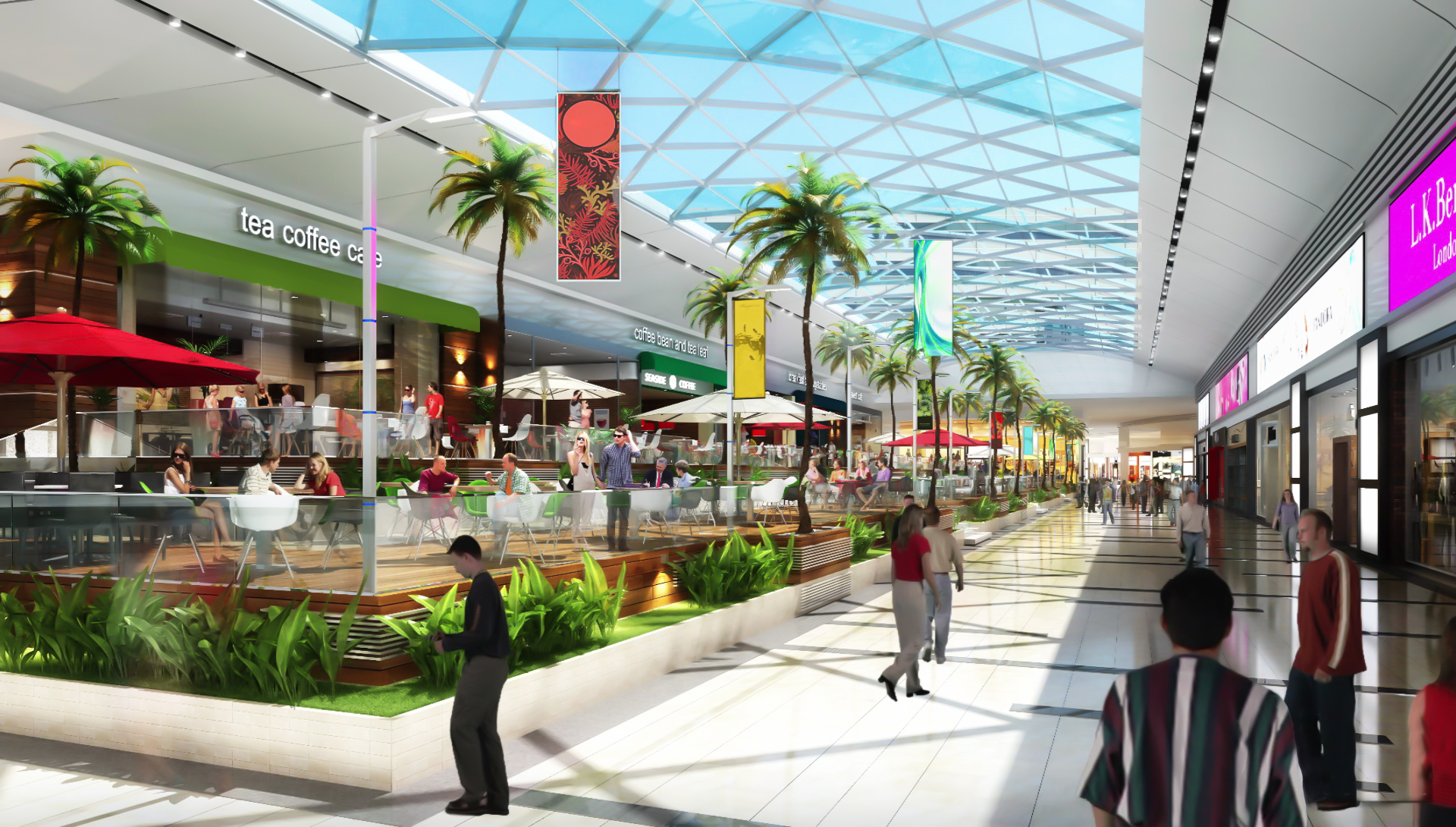 Sahara Centre's new expansion set to launch early Q2 2021 with 80 per cent of retail space already leased out